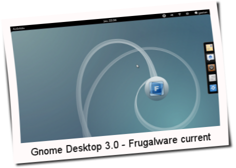 GNOME 3 now available!